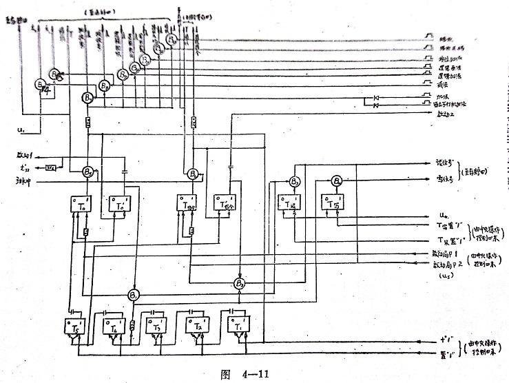 24位减法计数器电路图